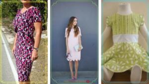 24 Easter Dress Patterns