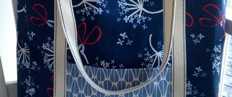 Meet Monaluna! + Simple Life Tote Bag Tutorial