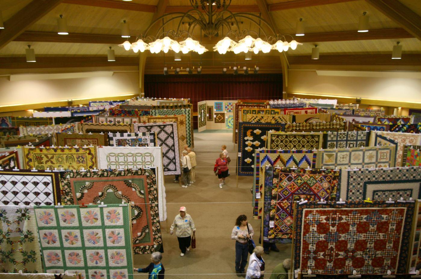 41st Annual Quilt Show at Sauder Village