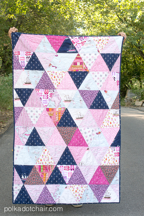 Trend Report: 23 Geometric Quilt Patterns - Seams And Scissors : college quilt patterns - Adamdwight.com