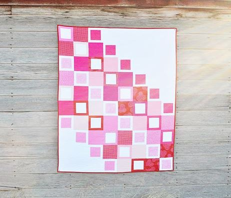 Love Squared Quilt Pattern