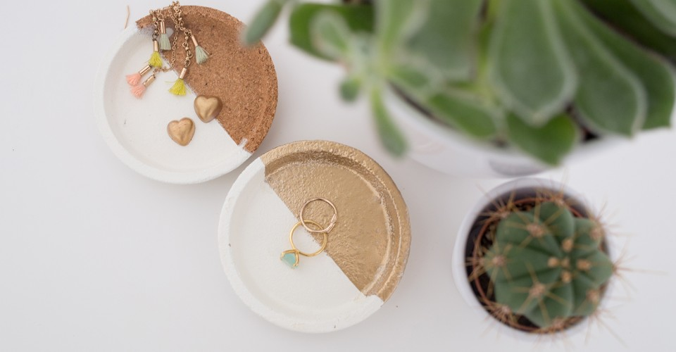 Cork Coasters to Jewelry Dishes