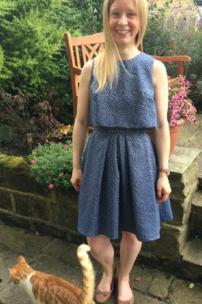 Cynthia Rowley Overlay Dress
