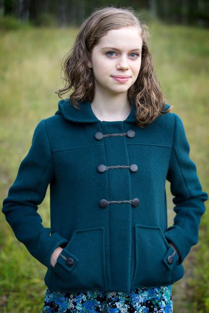 The Cascade Duffle Coat