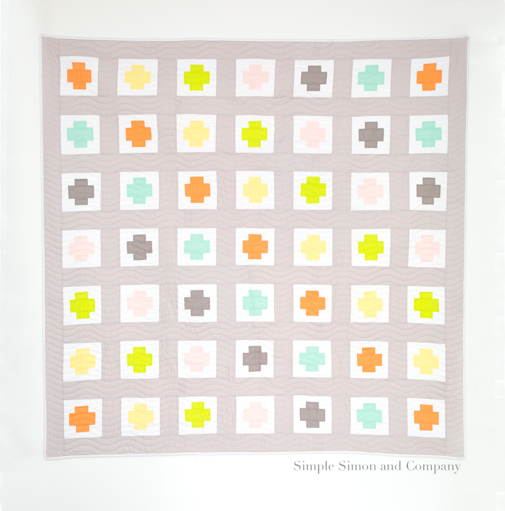First Aid Quilt Pattern