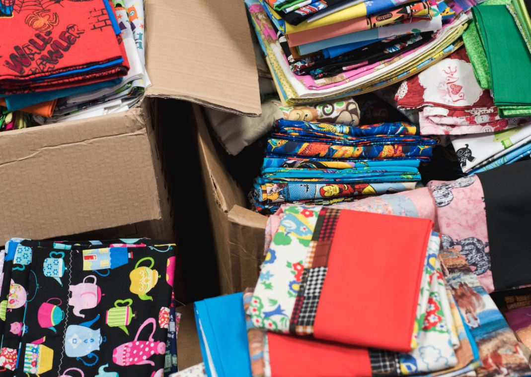Pillowcase Donations for Operation Christmas Child