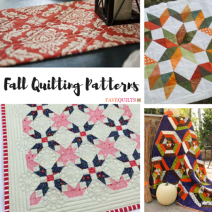 Fall Quilting Projects