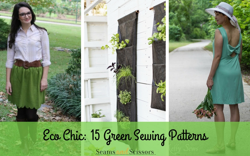 Eco Chic: 15 Green Sewing Patterns
