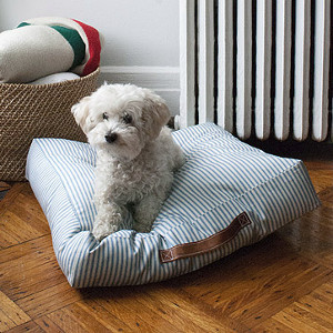 Stylish Strapped Pet Bed