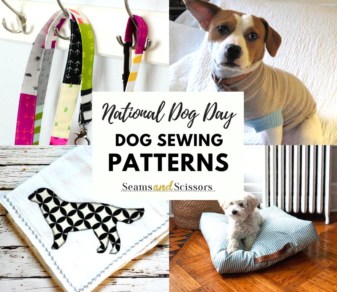 Dog Sewing Patterns Unique Inspiration Design