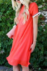 Summer Breeze DIY Swing Dress