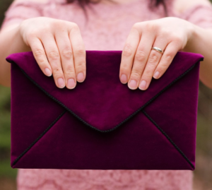 Elegant Envelope DIY Clutch