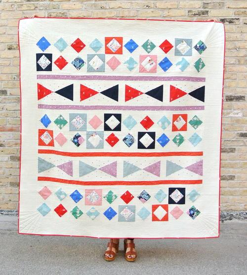Modern Wonderland Quilt Pattern