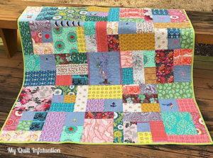 Babar Inspired Vintage Quilt Pattern