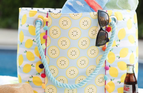12 Beautiful Tote Bags + The Amazing UpCart Giveaway