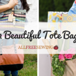 12 Beautiful Tote Bags