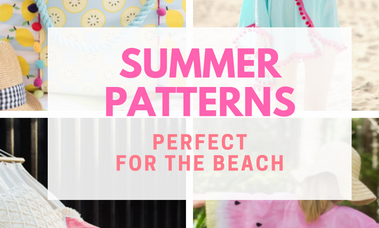 22 Beautiful Summer Patterns Perfect for The Beach