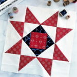 Star Spangled Quilt Block