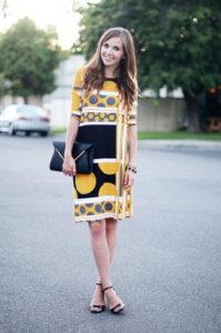 Totally Twiggy Mod Dress