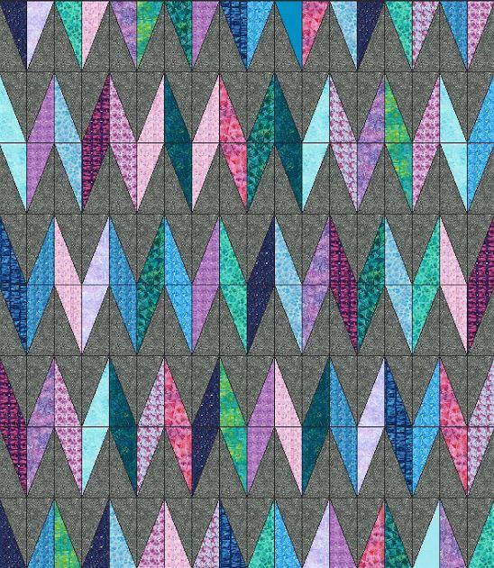 Sleeping Beauty Quilt Pattern