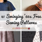 41 Swinging '60s Free Sewing Patterns