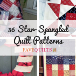 36 Star-Spangled Quilt Patterns