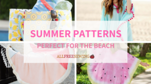 Summer Patterns Perfect for the Beach