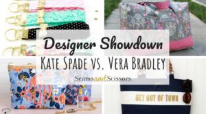 Designer Showdown: Kate Spade vs. Vera Bradley