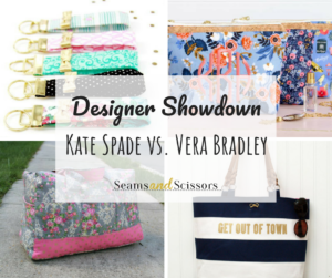 Designer Showdown: Kate Spade vs. Vera Bradley