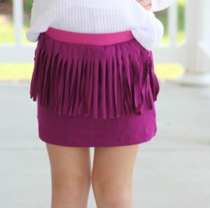 How to Sew a T-Shirt Skirt