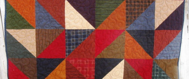 6 Fall-Ready Flannel Quilt Patterns