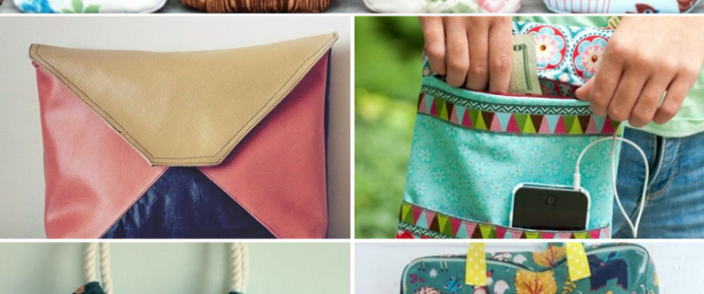 The Biggest Selection of Free Bag Sewing Patterns!