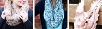 12 Free Scarf Patterns