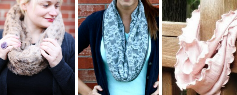 Kill the Chill with an Infinity Scarf Pattern: 12 Free Scarf Patterns